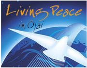 Living Peace in Ojai logo
